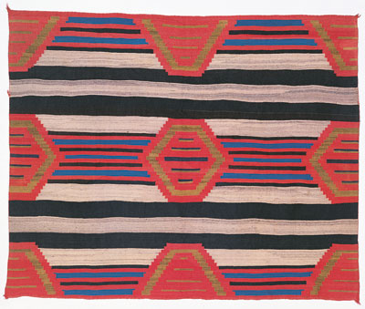 Third Phase Chief's Blanket  c. 1880