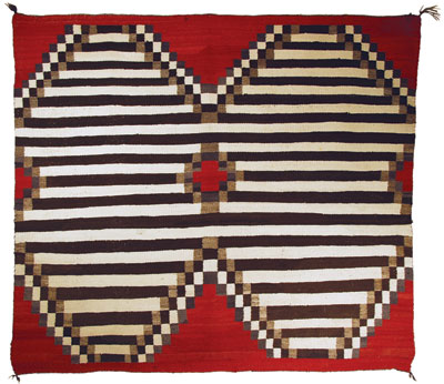Third Phase Chiefs Blanket c. 1920
