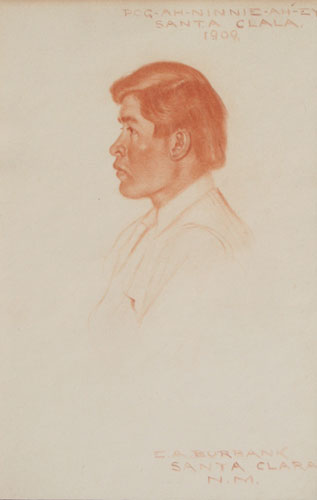 E. A. Burbank (1858-1949)  Pog-Ah-Ninnie-Ah-Ey