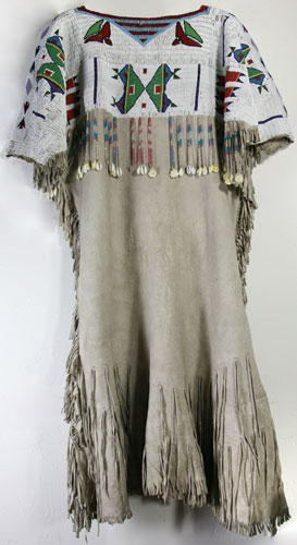 Sioux / Cheyenne Beaded Dress