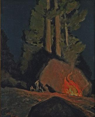 Campfire, 1935