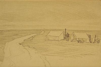 Okie Camp, 1934