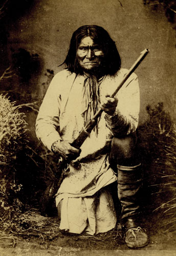Geronimo - Chiricahua Apache Indian