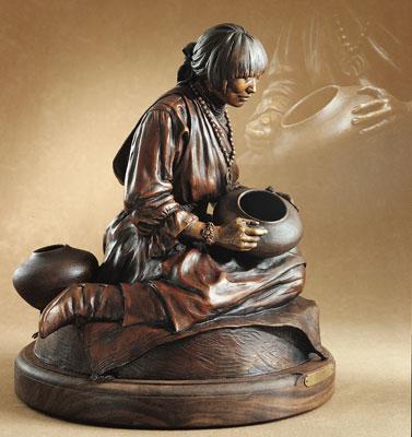 Maria of San Ildefonso, Susan Kliewer,