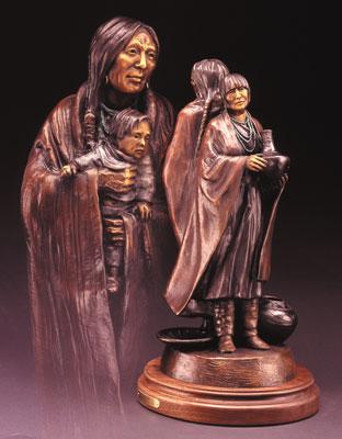 Susan Kliewer   Pueblo Legacy - Maria and Julian Martinez