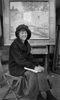 Sara Parsons, c. 1915