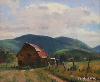 W. Jason Situ     Colorado's Old Barn