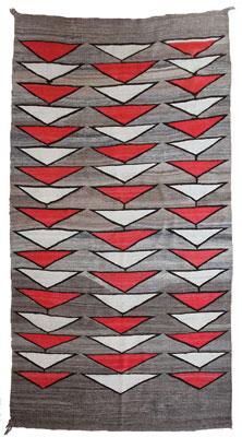 Navajo Crystal Textile