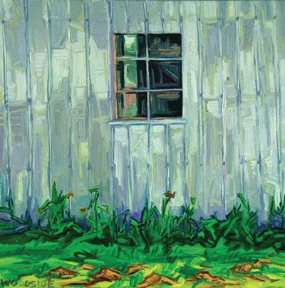 James Woodside    One Window
