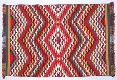 Quick guide to Navajo Rugs