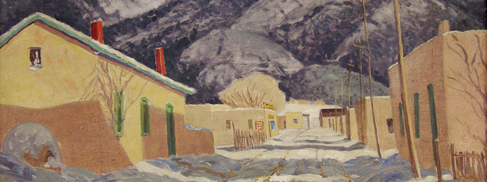 Founding the Santa Fe Art Colony