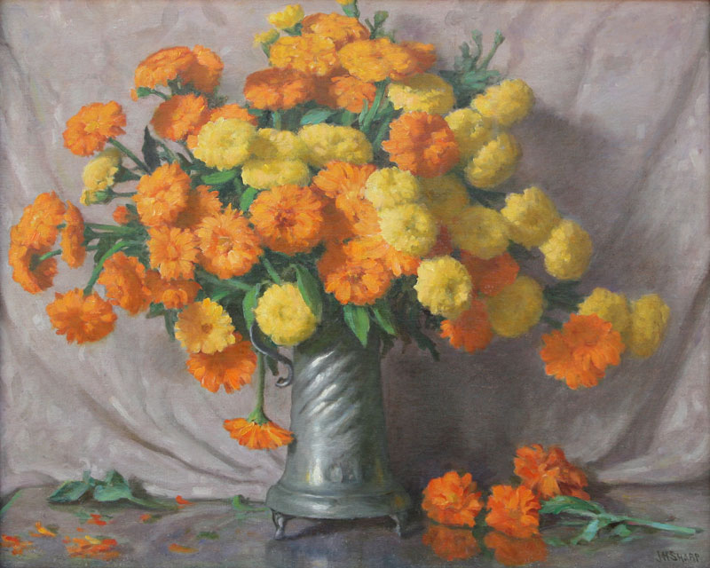 cra-joseph-henry-sharp-marigolds