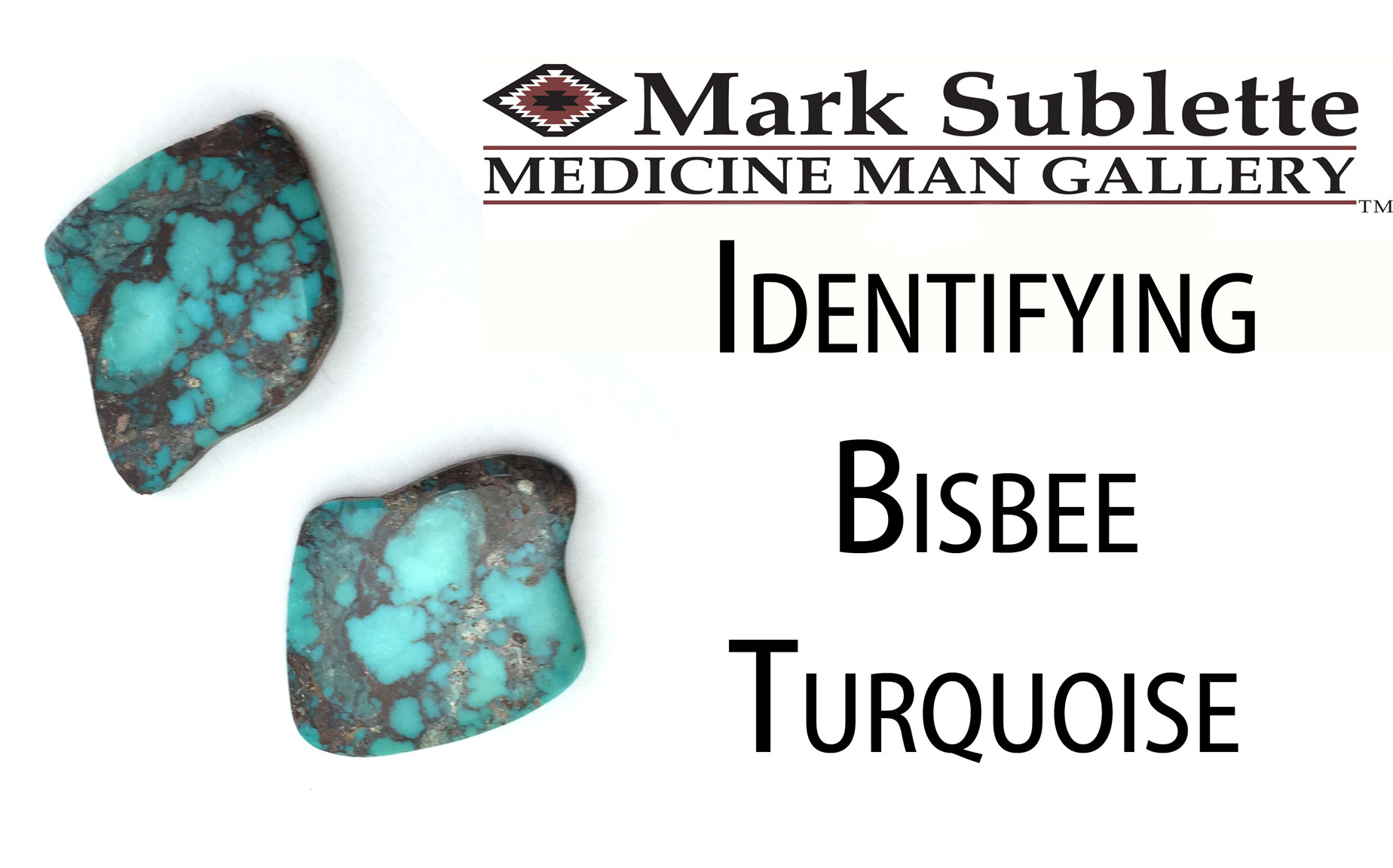 Native American Indian Jewerly: How to identify and date Bisbee Turquoise in Native American Jewelry