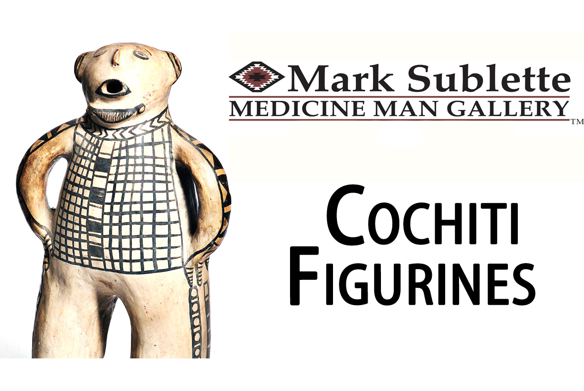 Native American Pottery – How to identify and price Cochiti and Tesuque Pueblo figurines (Part 2)