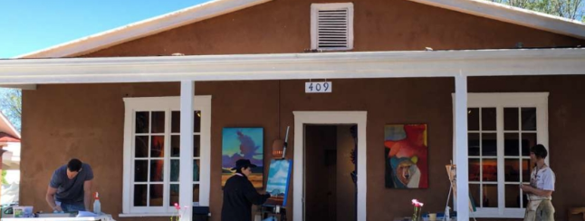 Canyon Road Paint Out @ Pippin Contemporary | Santa Fe | New Mexico | United States